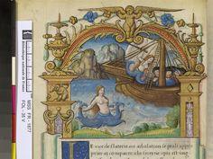 [ R ] François de Rohan - Fleur de vertu  (1530) BNF 1877, f. 035 v - Detail by Cea., via Flickr