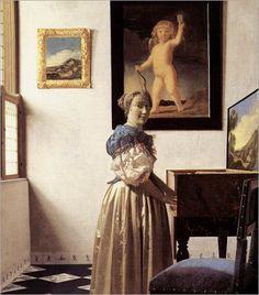 Vermeer-lady_standing_at_a_virginal