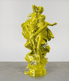 Pluto and Proserpina By Jeff Koons