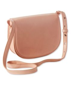 407220ed3f2 Find the best Signature Leather Crossbody at L. Our high quality bags and  amp  travel gear is designed to go the distance.