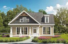 Craftsman with Terrific Storage - 36092DK | Architectural Designs - House Plans