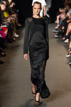 Alexander Wang Spring 2015 Ready-to-Wear Fashion Show Collection