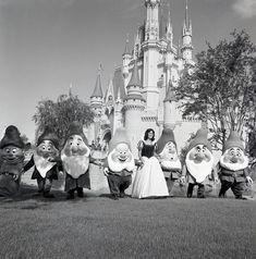 Vintage Walt Disney World: It's Off To Work We Go