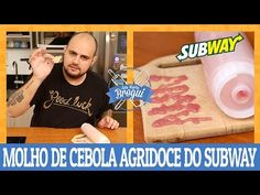 COMO FAZER O MOLHO MOSTARDA E MEL DO SUBWAY | Honey Mustard | Ana Maria Brogui #417 - YouTube Welcome To The Party, Cooking, Youtube, Food, Recipes, Honey Mustard Sauce, Spices, Mayonnaise, Side Dishes