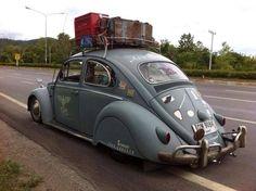 streamlined beetle.....