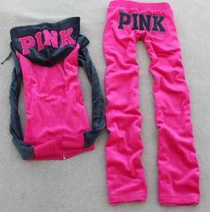 vs pink lounge <3<3