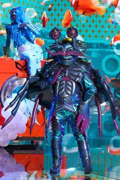 Crab Costume, Ray Parker, My Prerogative, Ken Jeong, Ain't No Sunshine, Nick Lachey, Matthew Morrison, Danny Trejo, Jenny Mccarthy