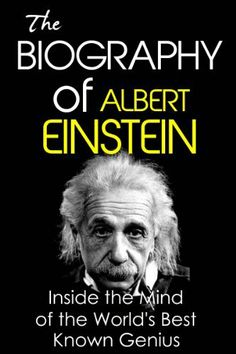 The Biography of Albert Einstein: The Workings of a Genius (Biographies of Famous People Series) by Steve Walters, http://www.amazon.com/dp/B00HU5B6T2/ref=cm_sw_r_pi_dp_a2E4sb1Y5ZFSN