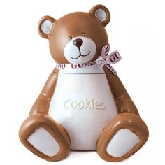 Pin to Win this Beary Special Cookie Jar @ OrangeOnions.com!