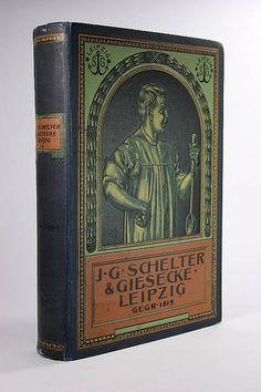 Schelter & Giesecke 1899 | von berlintypes