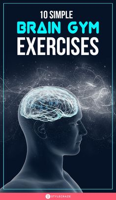 Brain gym exercises are activities that improve memory, learning ability, and attention in kids and adults. Read on to know how to boost brain function. Healthy Brain, Brain Health, Women's Health, Healthy Life, Brain Gym Exercises, Learning Ability, Health Trends, Brain Training, Exercise For Kids