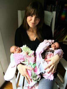 GREAT Moms - Rebecca Wolf top mommie blogger.   Girl's Gone Child (ssss) - Rebecca Wolf and her 2 twins..  Reverie and Boheme...  this is my all time favorite blog to read!