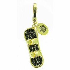 Juicy Couture 2011 Snowboard charm