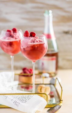 Raspberry Pink Champ