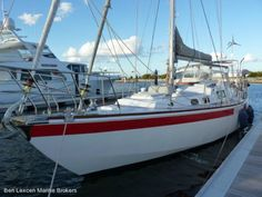 Model: Used Roberts 44 Offshore, Hull:Steel, Category: Sailing Boats Sailboats For Sale, Western Australia, Sailing, Cruise, Deck, Sail Boats, Steel, Yachts, Candle