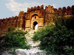 Rohtas Fort, Jehlum, Pakistan