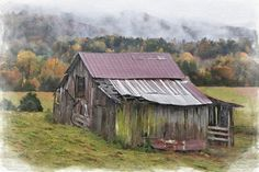 Old Barn - Blount County... the quiet side of the Smokies.