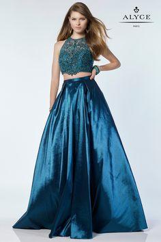 The Hottest Dress Designer hands down! Alyce Paris.  Check out their dresses at alyceparis.com Style #6739 #http://pinterest.com/alyceparis