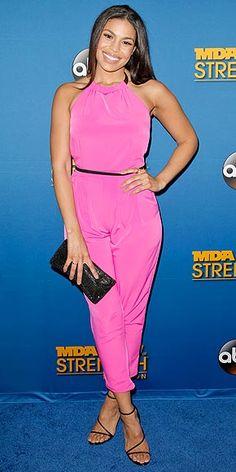Pink jumpsuit;~)