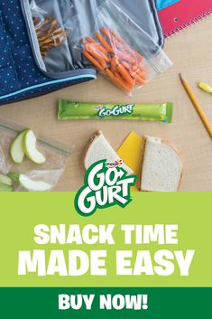 Find your favorite Go-GURT today! Buy now for easy snacks later. Blender Recipes, Yogurt Recipes, Smoothie Recipes, Low Carb Recipes, Easy Snacks, Healthy Snacks, Mexican Food Recipes, Dessert Recipes, Green Desserts