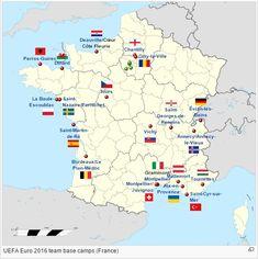 Aix En Provence, Evian Les Bains, Saint Nazaire, Saint Georges, Uefa Euro 2016, International Teams, Saint Martin, Tours, Geography