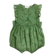 Tocoto Vintage, Rumper suit, Grøn