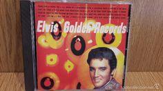 ELVIS' GOLDEN RECORDS.VOLUME 1. CD / RCA - 2001. 20 TEMAS / CALIDAD LUJO.