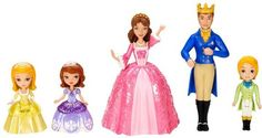 Disney Sofia Royal Family Pack
