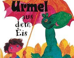 """Ein Buch für Dino-Fans: """"Urmel aus dem Eis""""."""