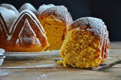 Torta Soffice Alla Zucca Senza Glutine,Lattosio