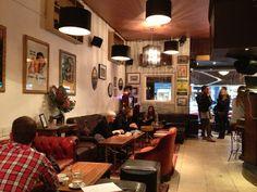 Zilouf's in Islington, Greater London
