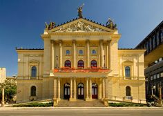 Opera Narodowa - Praga
