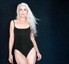 59-Year-Old Woman Is Revolutionizing the Modeling Industry - My Modern Met