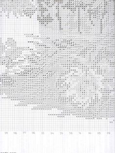 Gallery.ru / Фото #1 - цветы 6 - koreianka Cross Stitch Patterns, Words, Dots, Counted Cross Stitch Patterns, Horse, Punch Needle Patterns