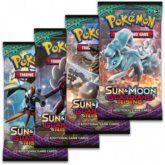Karty Pokémon Sun and Moon:   Guardians Rising Booster (mix)  119