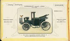 Bei dem Landaulet handelt es sich um eine teilweise geschlossene Karosserieform, wobei das hintere Dachteil wie bei einem Cabriolet geöffnet werden kann. Hier im offenen (franz. ouvert) Zustand zu sehen. Weitere Informationen: http://de.wikipedia.org/wiki/Landaulet Reproduktion: Verkehrsmuseum Dresden
