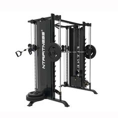 Smith Machine With Cable Crossover for Sale Gym Equipment Names, Gym Equipment For Sale, Commercial Gym Equipment, Exercise Equipment, Fitness Equipment, Mini Gym, Cable Machine, Exercise Physiology, Weight Machine
