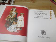 Battenberg Antiquitäten - Katalog PUPPEN von Gloria Ehret + Ulrike Heuss - G   eBay