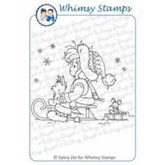 Wee Stamps - Let it Snow