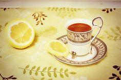www.knittedbliss.com: lemon hot chocolate recipe