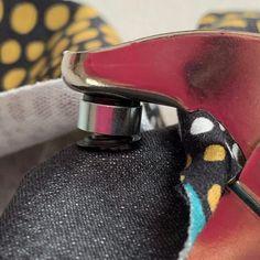 Sirkkarenkaiden kiinnitys helposti ja nopeasti - Unelmallinen ompelublogi Tunic