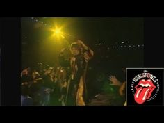 """The Rolling Stones performing """"Sympathy For The Devil"""", live at the Trans World Dome, St Louis, Missouri, December 12 1997.    """"Sympathy For The Devil"""" was originally featured on the 1968 album Beggars Banquet and was composed by Jagger/ Richards.    This version features Mick Jagger on vocals, Keith Richards on guitar, Charlie Watts on drums, Ronni..."""