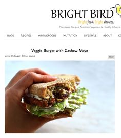 Veggie burgers you can bake, dry fry, or grill. Based on kidney beans, rice and walnuts.