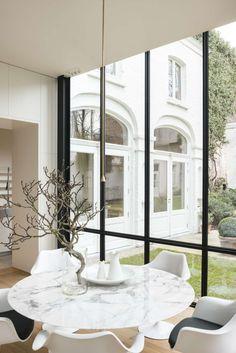 Dit historische pand in Gent heeft de perfecte mix van oud en nieuw design - Roomed