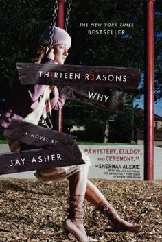 Thirteen Reasons Why by Jay Asher - When high school student Clay Jenkins receives a box in the mail containing thirteen cassette tapes recorded by his classmate Hannah, who committed suicide, he spends a bewildering and heartbreaking night crisscrossing their town, listening to Hannah's voice recounting the events leading up to her death.
