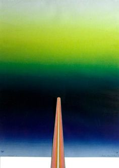 Space and Colour I Peter Kalkhof 1971