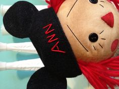 I make raggedy Ann dolls at anniescupboards.com