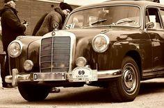 Mercedes, Foto: M. Schneider