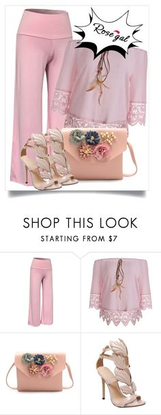 """""""Rosegal"""" by zura-b ❤ liked on Polyvore"""