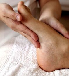 How to Stop Foot Cramps at Night